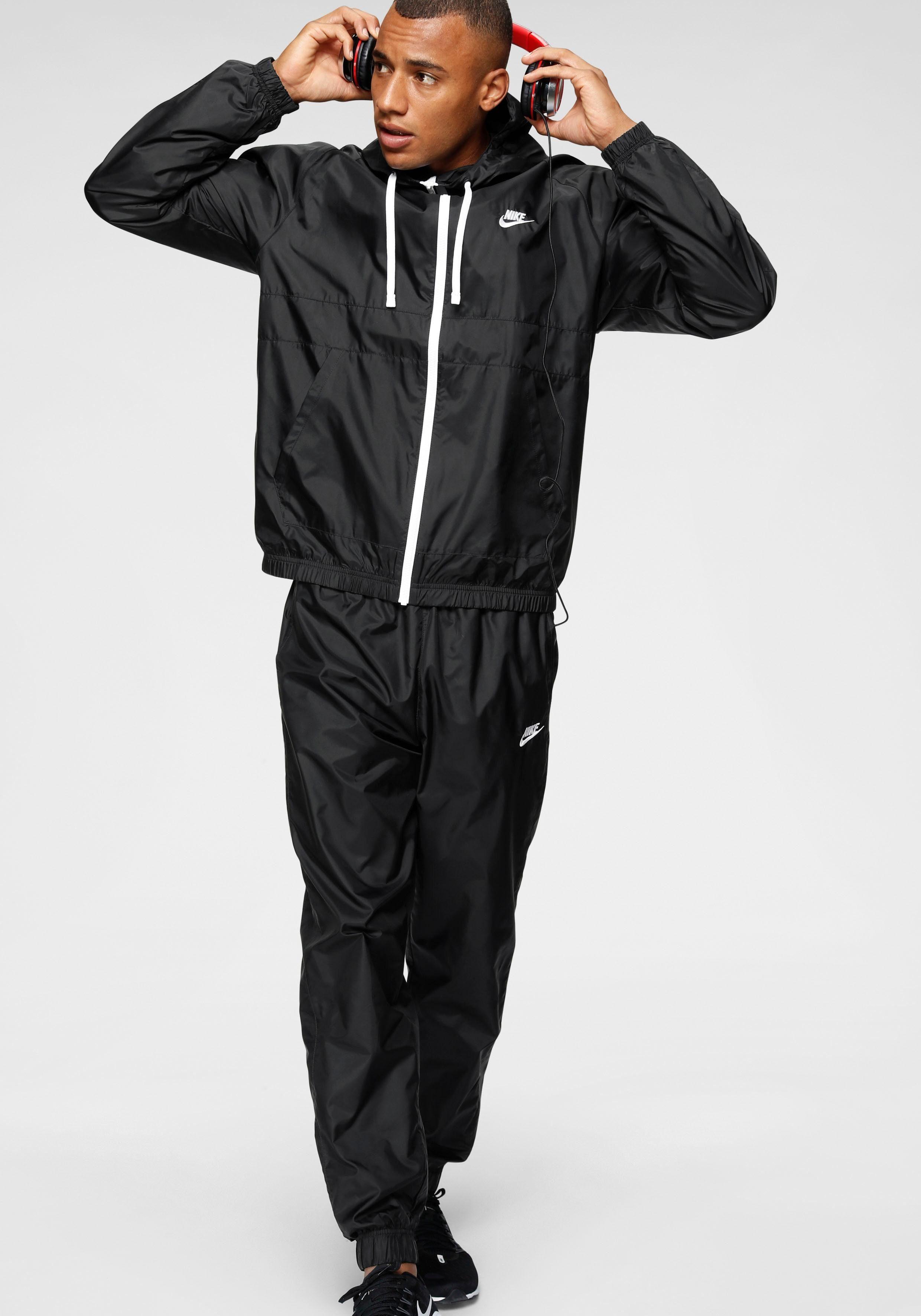 Nike Sportswear Trainingsanzug M NSW CE TRK SUIT HD WVN (Set, 2 tlg.) | Sportbekleidung > Sportanzüge | Nike Sportswear