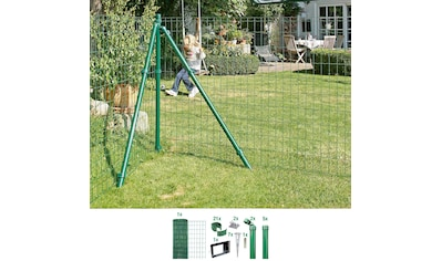 GAH Alberts Schweissgitter »Fix-Clip Pro®«, 122 cm hoch, 10 m, grün beschichtet, mit... kaufen