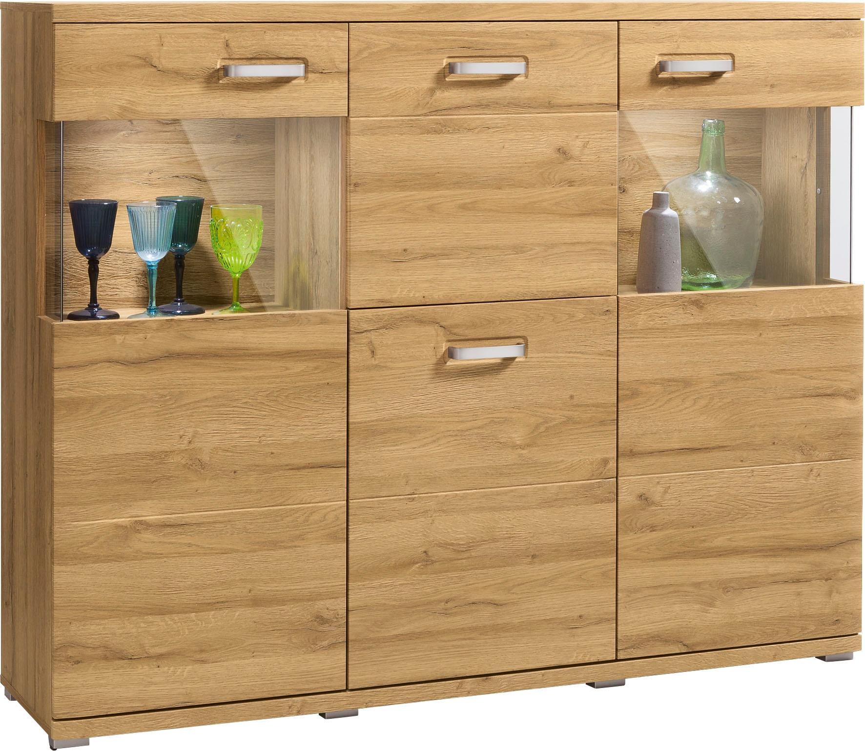 Set One By Musterring Highboard »madison«, Breite 150 Cm