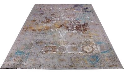 Festival Teppich »Picasso 11597«, rechteckig, 6 mm Höhe, Wohnzimmer kaufen