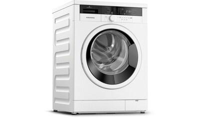 Grundig Waschmaschine »GWO37430WB1«, GWO37430WB1, 7 kg, 1400 U/min kaufen