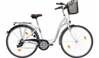 FASHION LINE Cityrad 21 Gang Shimano TY 300 Schaltwerk, Kettenschaltung kaufen