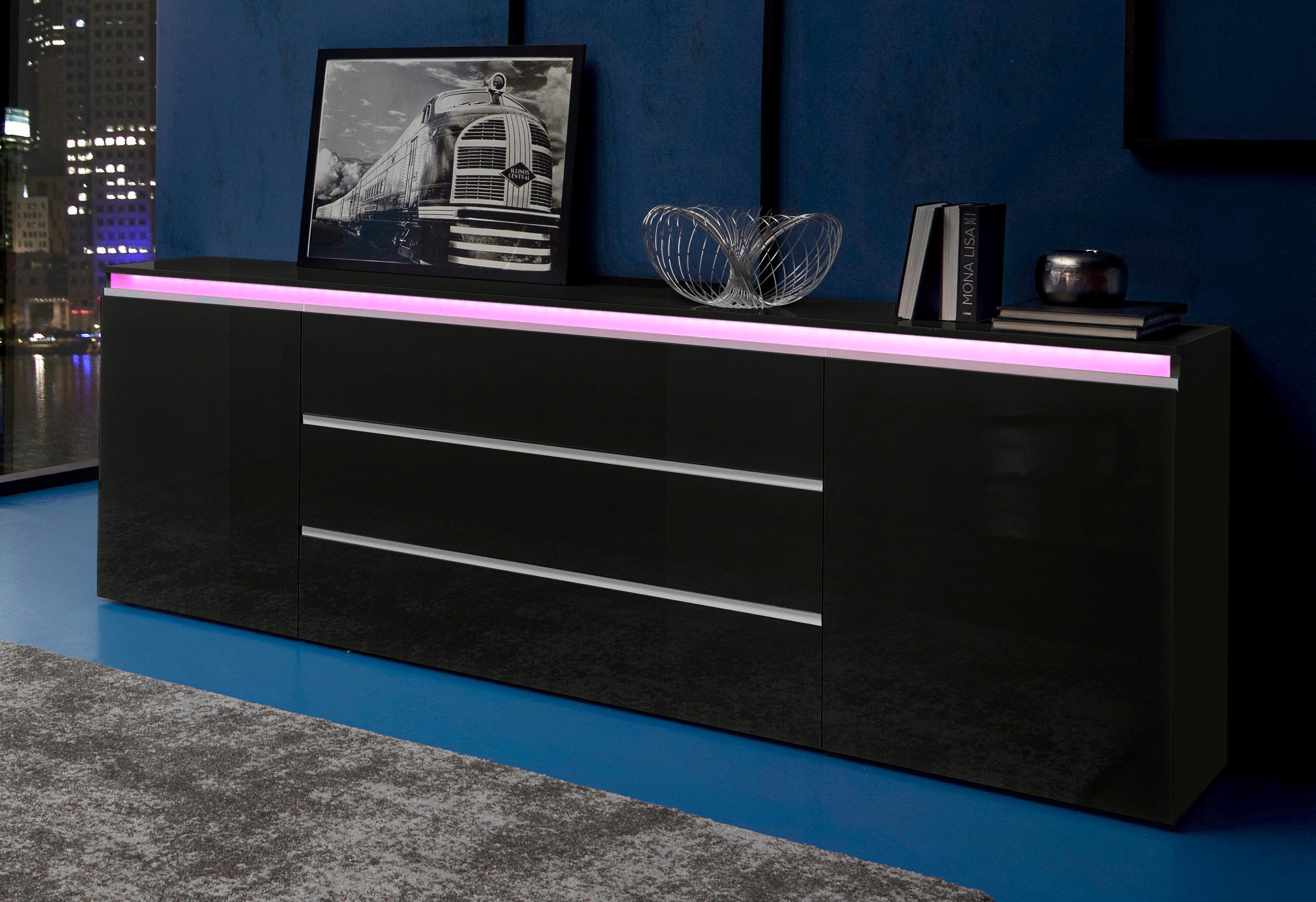 TECNOS Sideboard, Breite 240 cm 341083 jetztbilligerkaufen.de