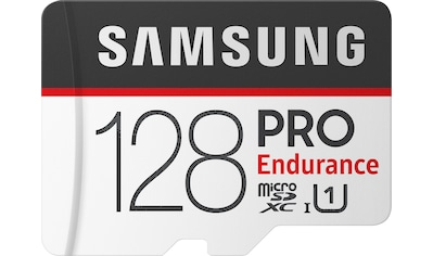 Samsung Speicherkarte »PRO Endurance microSD 128 GB«, (Class 10) kaufen