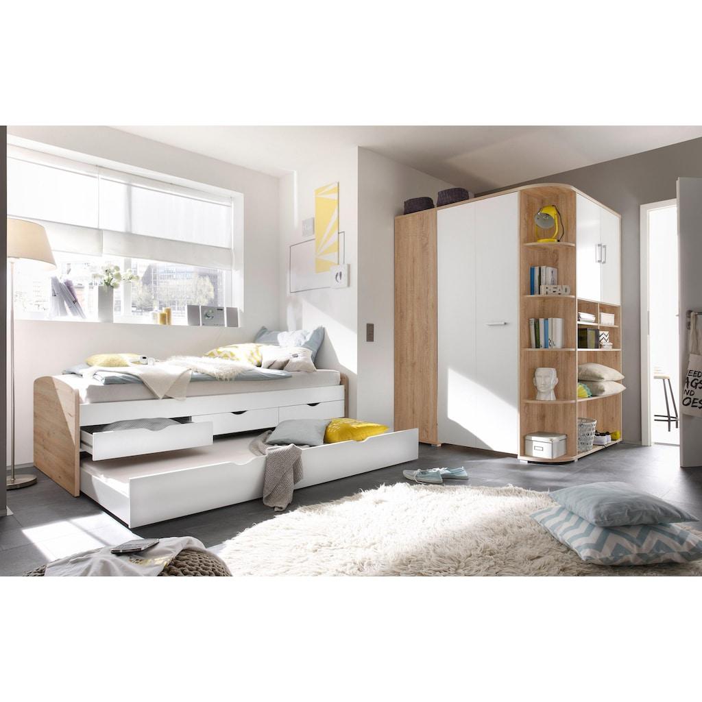 Eckkleiderschrank »Corner«, begehbar