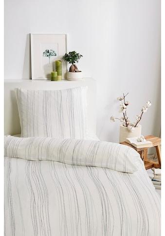 Bettwäsche »Bio Crepe Stripes«, Primera kaufen