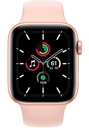 Apple SE GPS, Aluminiumgehäuse mit Sportarmband 44mm Watch kaufen