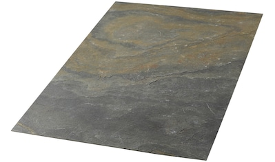 Slate Lite Dekorpaneele »Muster Slate Lite Sheet Cobre«, 1 Muster aus Echtstein, in 25 Farben erhältlich kaufen