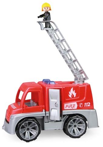 """Lena® Spielzeug - Feuerwehr """"Truxx, Feuerwehr mit Leiter"""" kaufen"""
