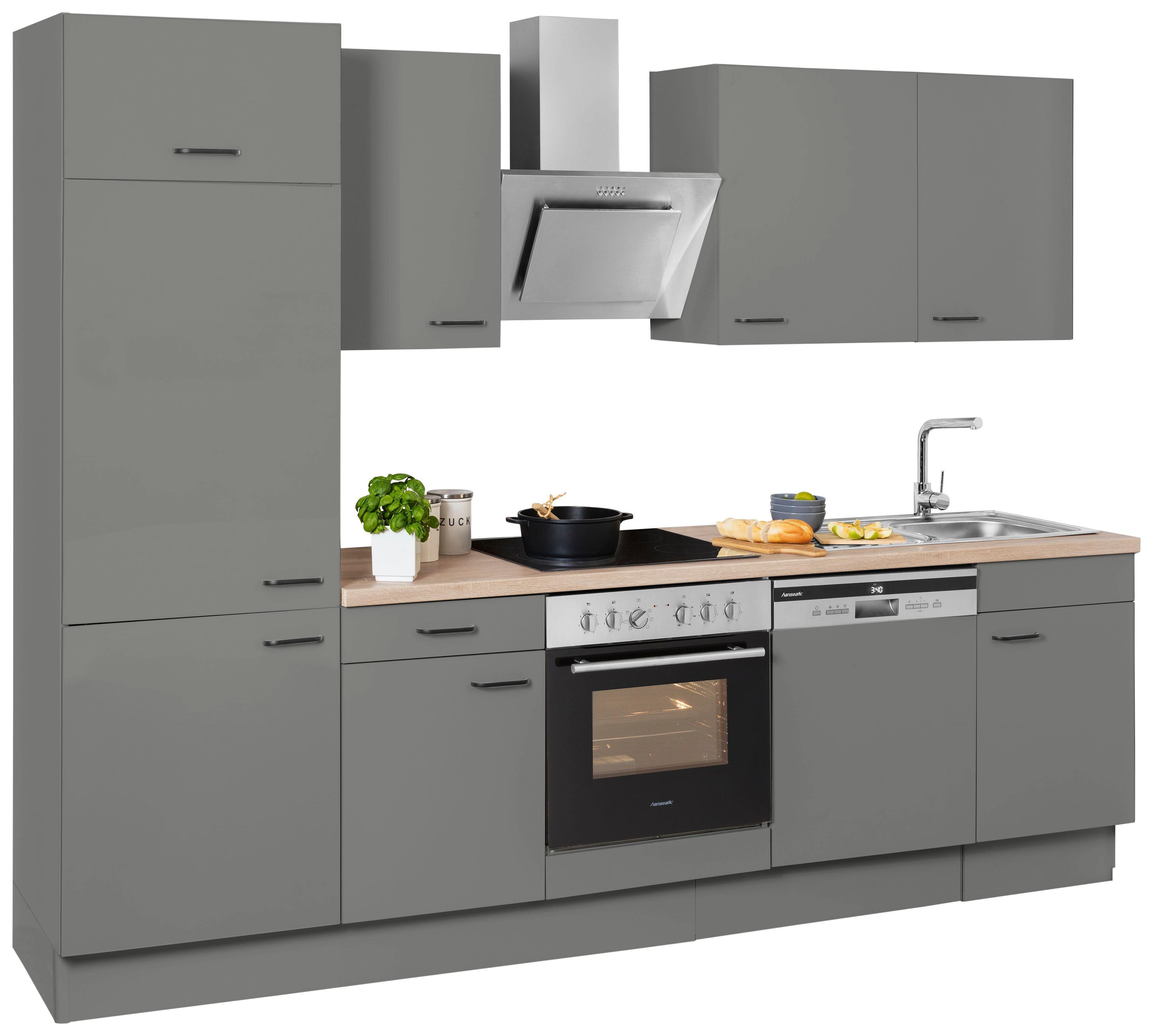 Optifit Küchenzeile Ohne E Geräte Elga Breite 280 Cm Kaufen Baur