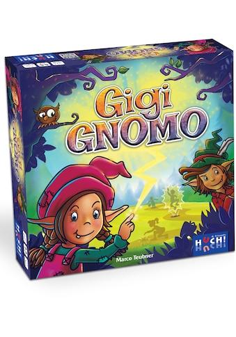 Huch! Spiel »Gigi Gnomo«, mit Drehscheibe kaufen