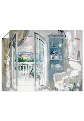 Artland Wandbild »Sonniger Raum« kaufen