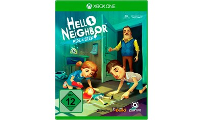 Hello Neighbor Hide & Seek Xbox One kaufen