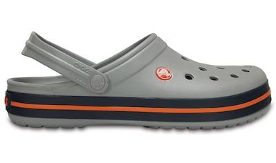 Crocs Clog »Crocband«, mit farbiger Laufsohle kaufen