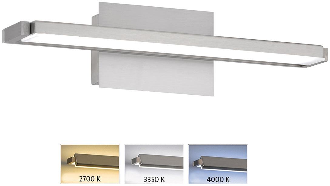 FISCHER & HONSEL LED Wandleuchte Pare TW, LED-Modul, Warmweiß-Neutralweiß