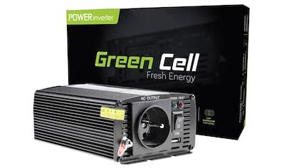 Green Cell Spannungswandler »INV02DE Auto Inverter 24V - 230V Spannungswandler«, 12V... kaufen