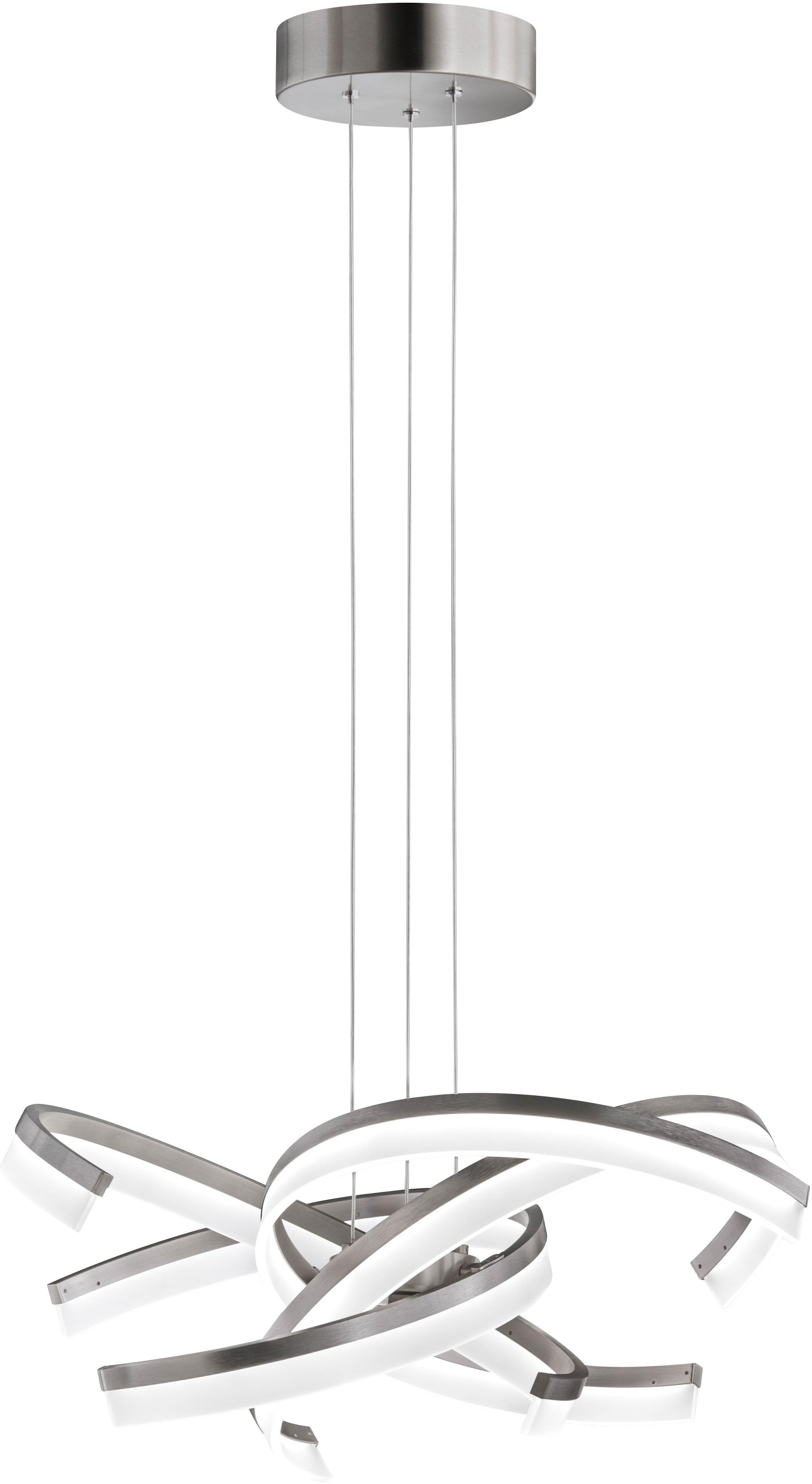FISCHER & HONSEL LED Pendelleuchte Sund TW, LED-Modul, Warmweiß-Neutralweiß-Tageslichtweiß