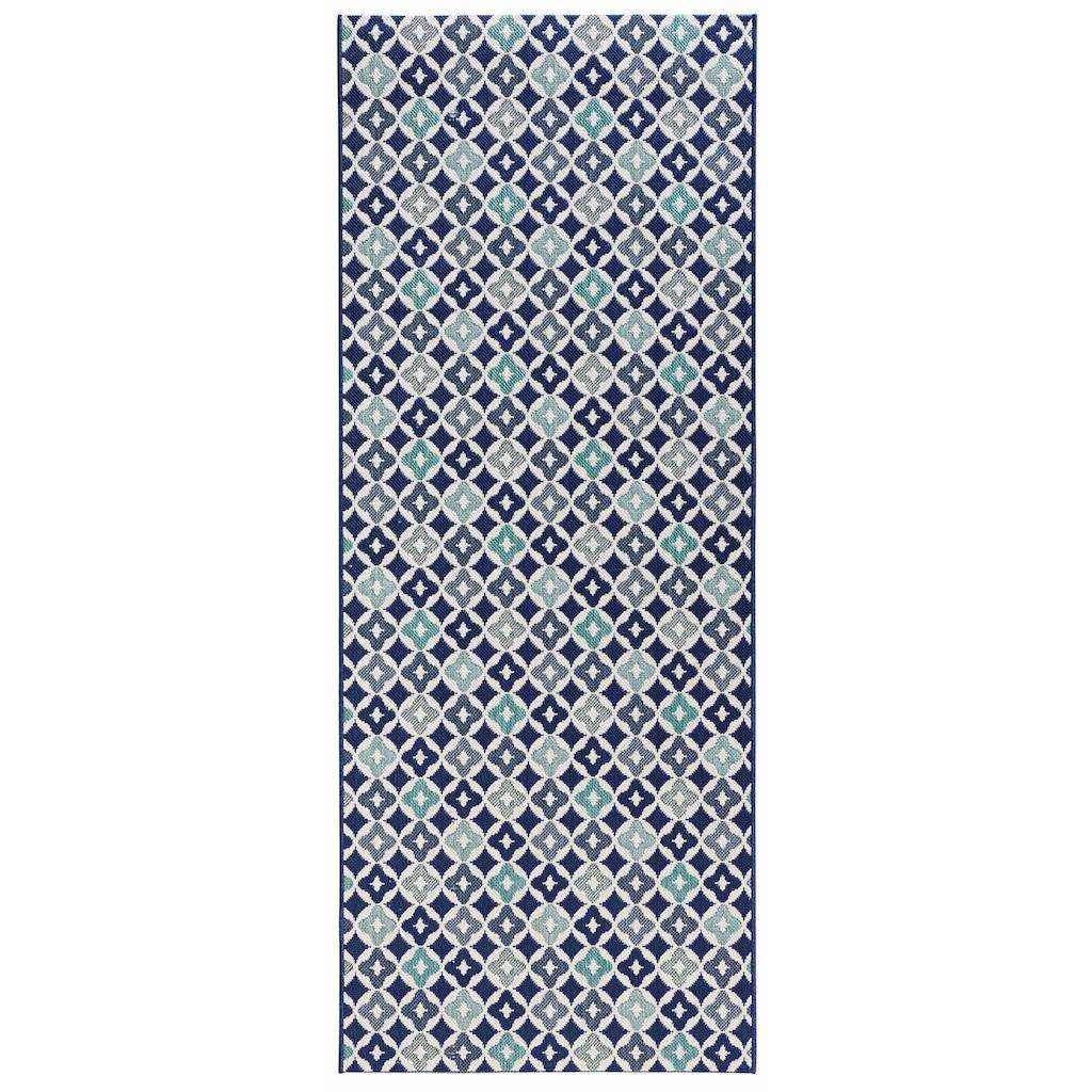 Zala Living Läufer »Reflect«, rechteckig, 8 mm Höhe, Flachgewebe