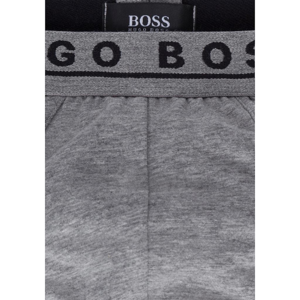 Boss Slip, (3 St.), mit Logo Webbund
