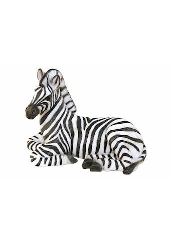 Casa Collection by Jänig Tierfigur »Zebra liegend, Breite: 42,5cm« kaufen
