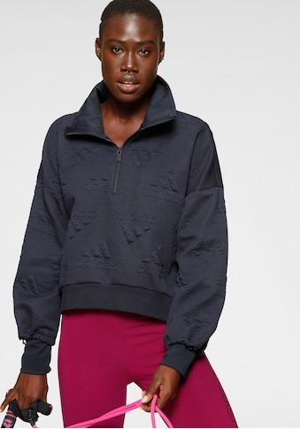 adidas Performance Sweatshirt »W J HALF ZIP A.RDY« kaufen
