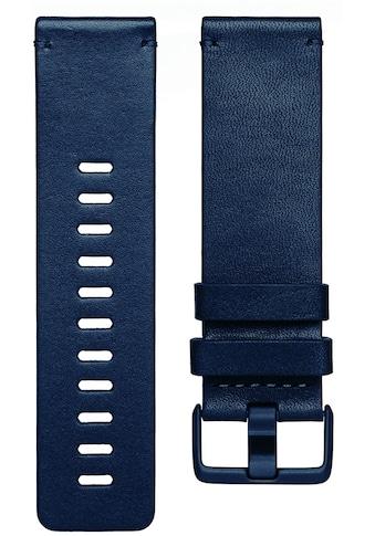 fitbit Ersatz - /Wechselarmband »Versa Accessory Band Leather Small« kaufen