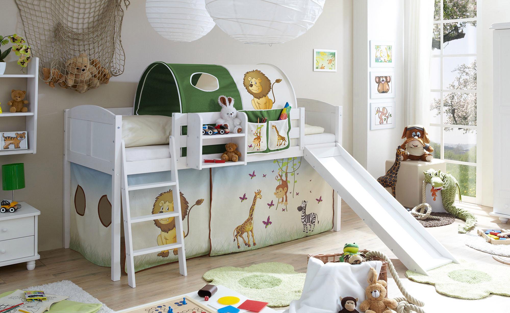 Ticaa Jugendzimmer-Set Ekki | Kinderzimmer > Jugendzimmer > Komplett-Jugendzimmer | Gelb | Ticaa