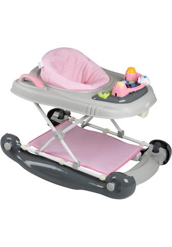 BabyGo Lauflernhilfe »Walker 4 in 1, pink« kaufen