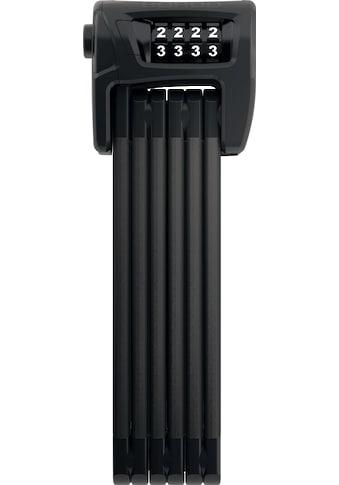 ABUS Faltschloss »6100/90 black ST« kaufen