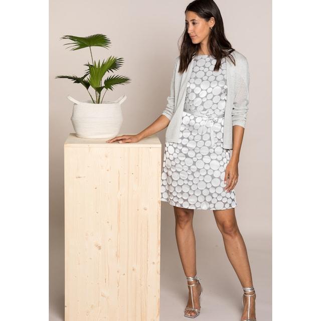 bianca A-Linien-Kleid »FILIS«