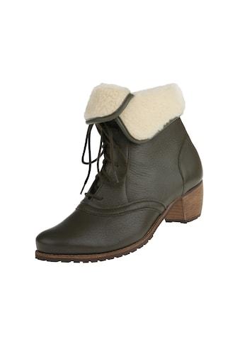 Natural Feet Stiefelette »Ista«, aus echtem Hirschleder kaufen