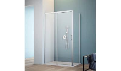 maw by GEO Eckdusche »A-FS60«, ebenerdiger Einbau möglich kaufen