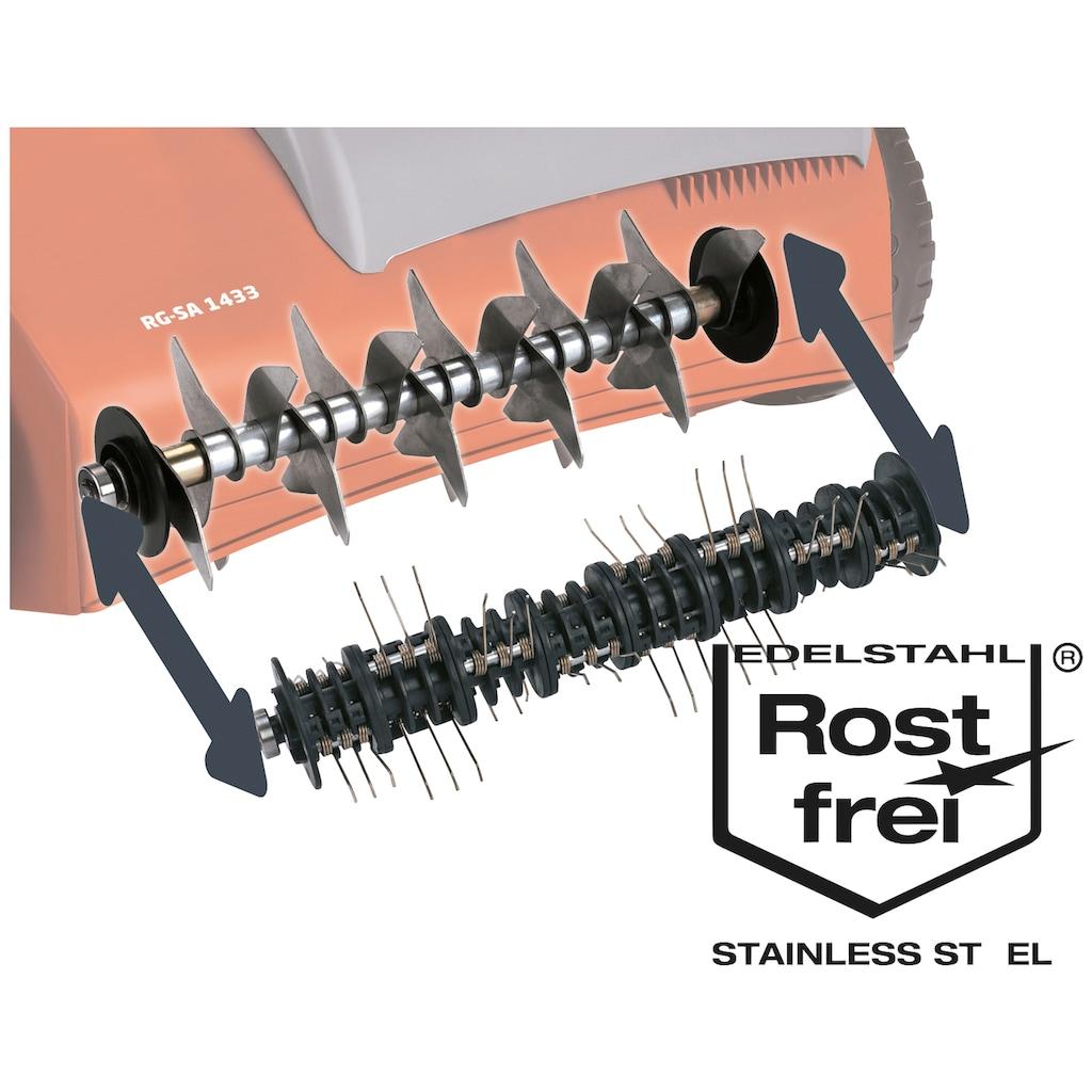 Einhell Elektro-Vertikutierer / Lüfter »RG-SA 1433«