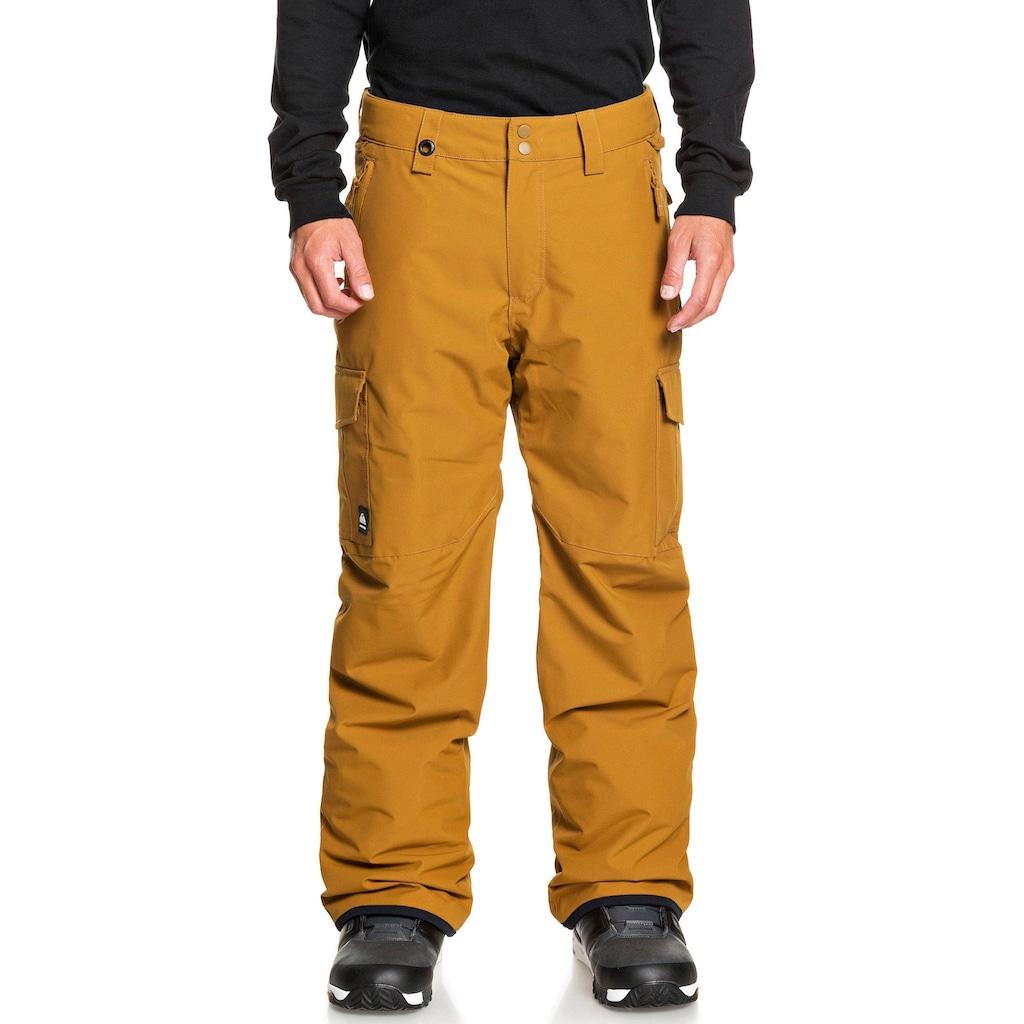 Quiksilver Snowboardhose »PORTER«