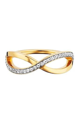 CAÏ Ring »925/ -  Sterling Silber gelb vergoldet Topas« kaufen