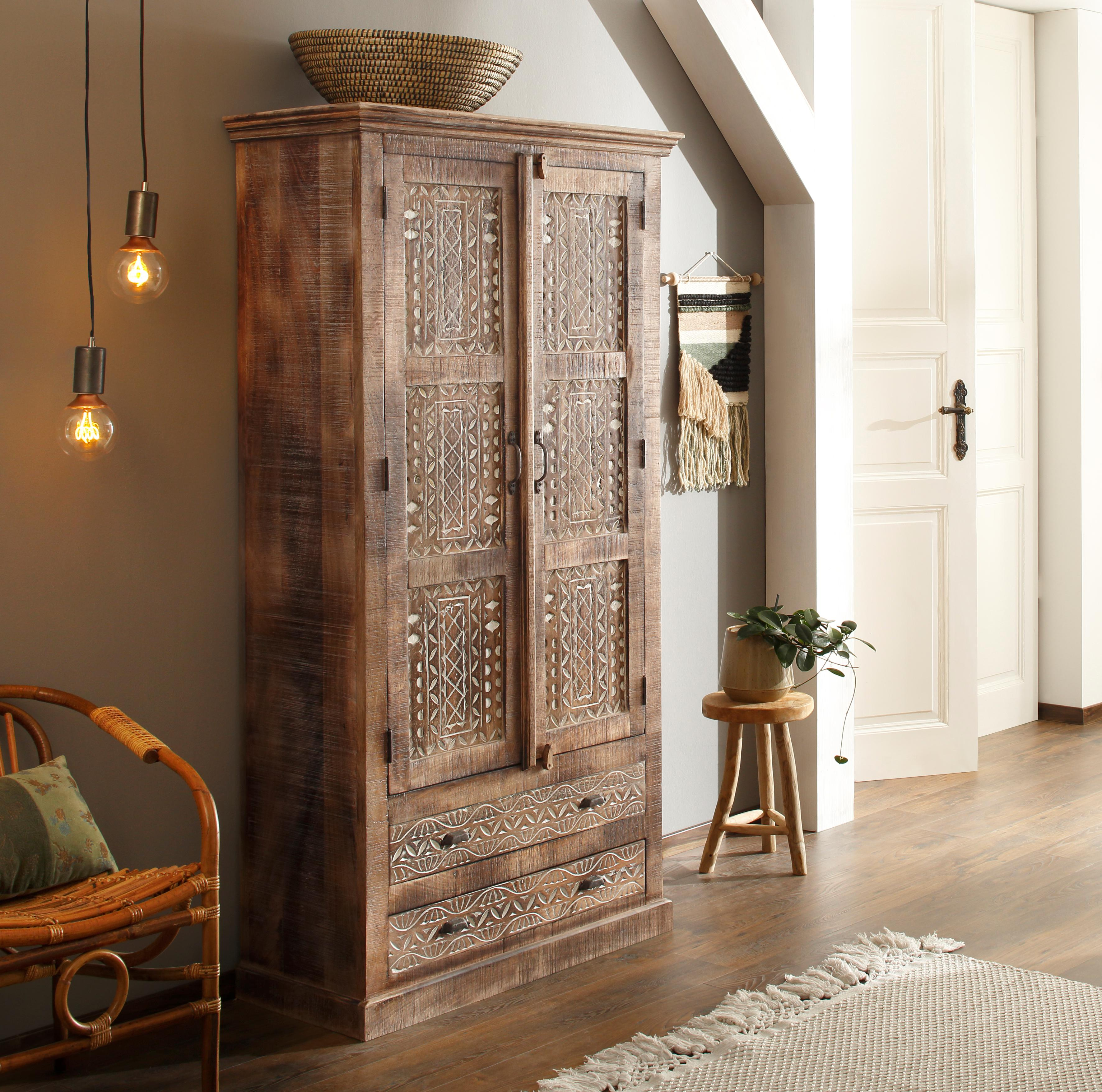 Home affaire Kleiderschrank Maneesh