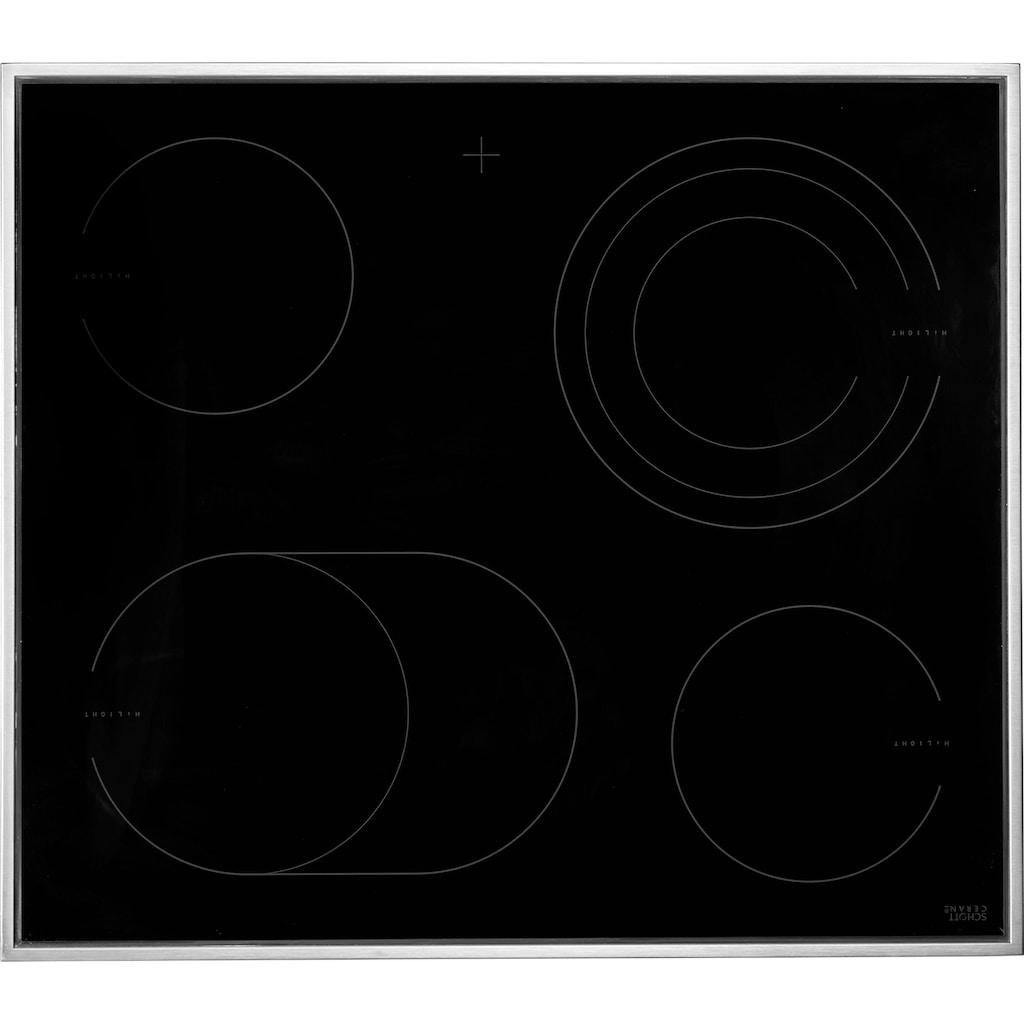 Amica Elektro-Herd-Set »EHCX 933 110 E«, EHCX 933 110 E, mit 1-fach-Teleskopauszug, Simple Steam Reinigungsfunktion, SteamClean