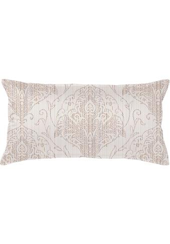 Curt Bauer Kissenbezug »Kamika«, (1 St.), mit Mosaik-Muster kaufen