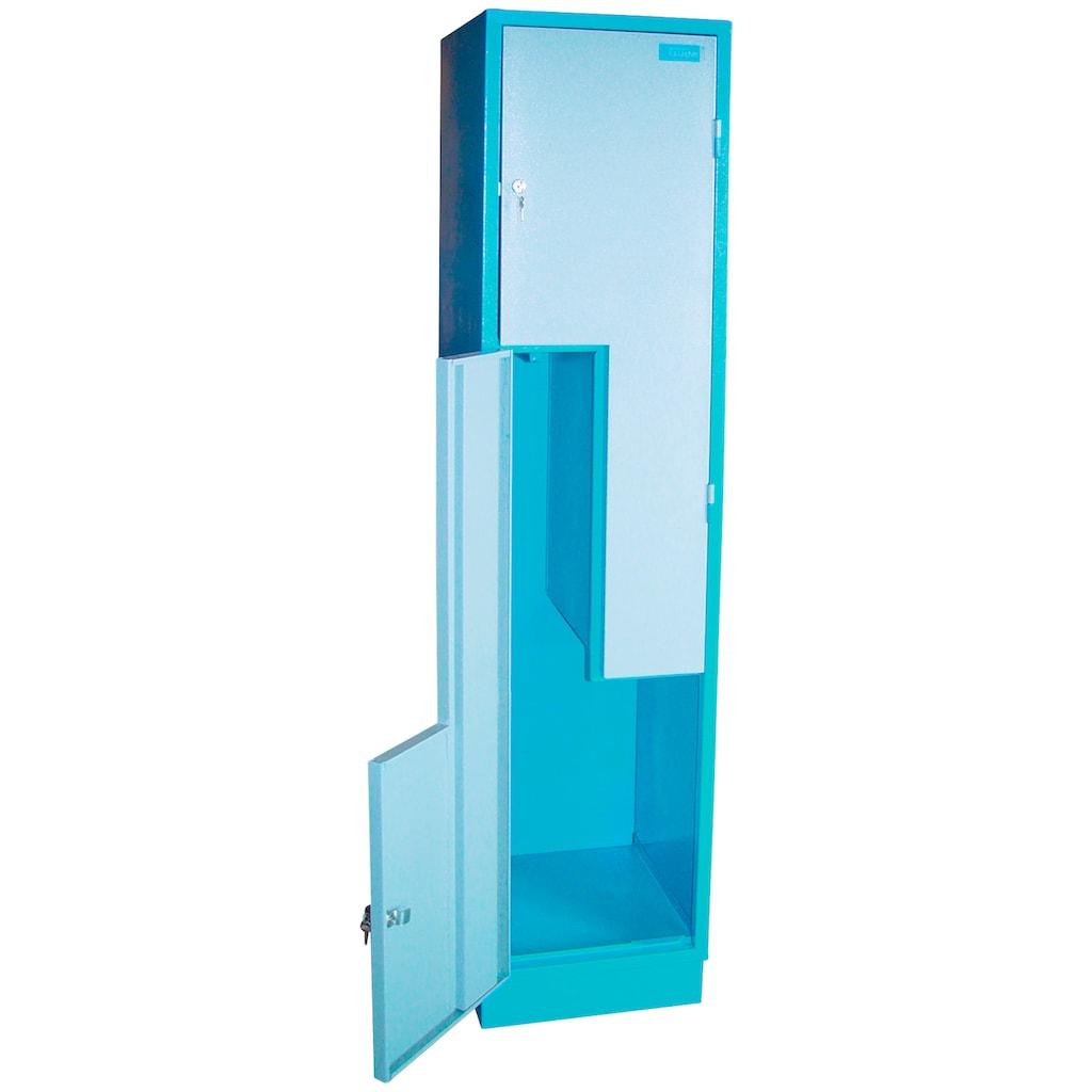 Güde Werkzeugschrank »Z - SCHRANK«, B/T/H: 41x50x192 cm, abschließbar