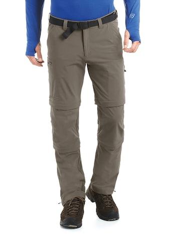 Maier Sports Funktionshose »Marinus«, Outdoorhose mit funktionellem Triple-Zipp-Off kaufen