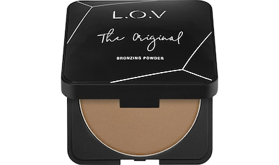 L.O.V Bronzer-Puder »THE ORIGINAL bronzing powder« kaufen