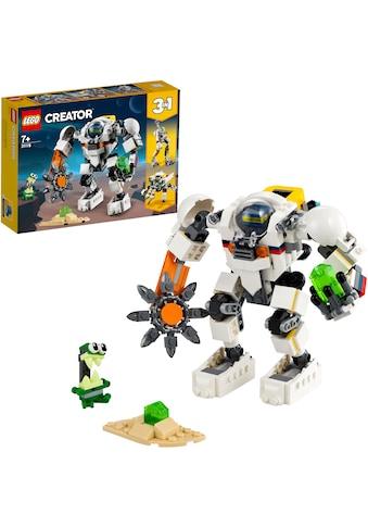 LEGO® Konstruktionsspielsteine »Weltraum-Mech (31115), LEGO® Creator 3in1«, (327 St.),... kaufen