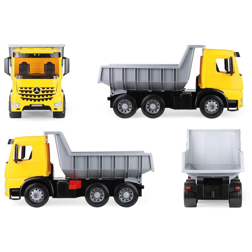 "Lena® Spielzeug-LKW ""Giga Trucks, Muldenkipper Arocs"""