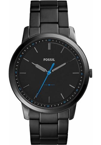 Fossil Quarzuhr »THE MINIMALIST 3H, FS5308« kaufen