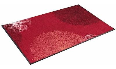 Läufer, »Firework«, wash+dry by Kleen - Tex, rechteckig, Höhe 7 mm, gedruckt kaufen