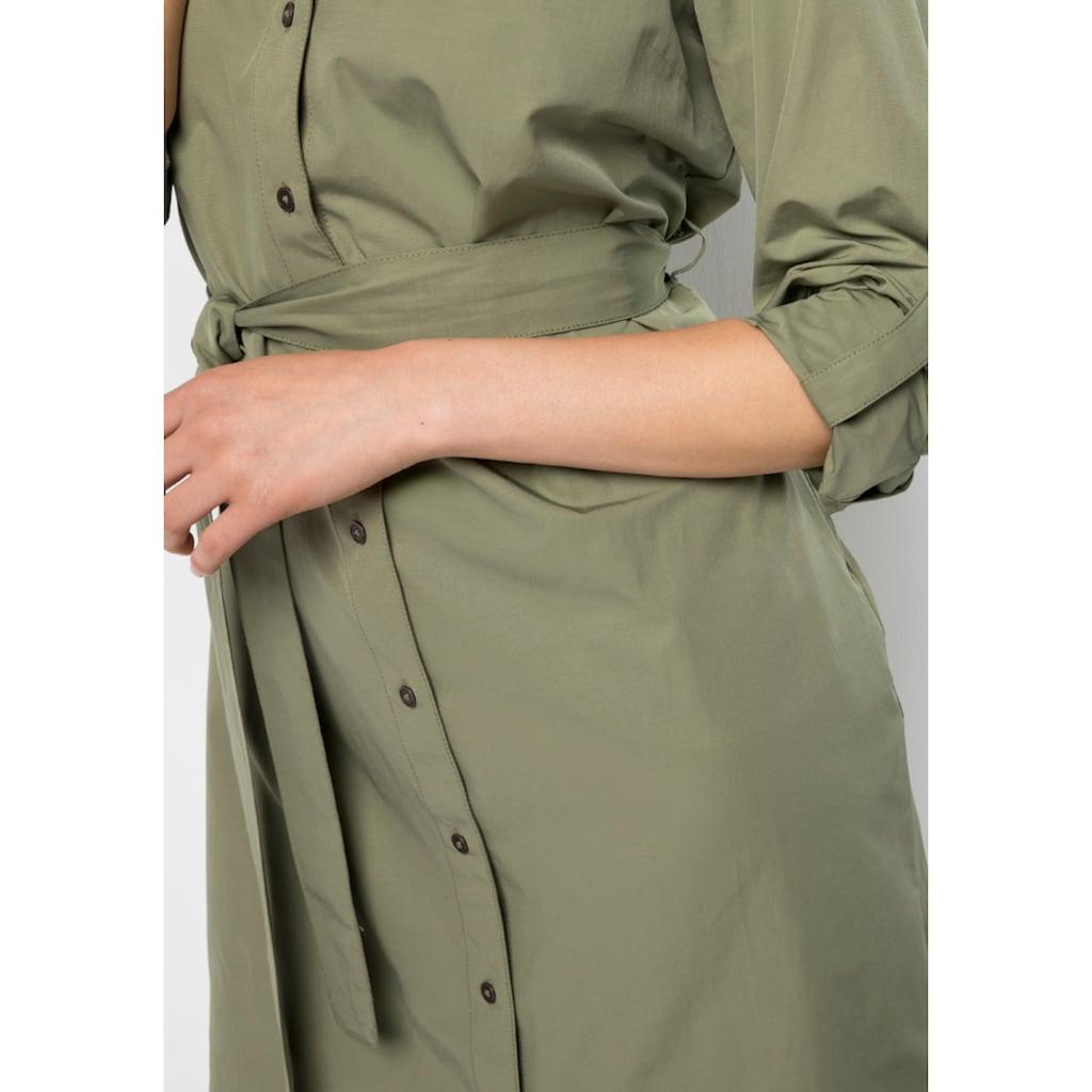 Jack Wolfskin Hemdblusenkleid »LAKESIDE DRESS«