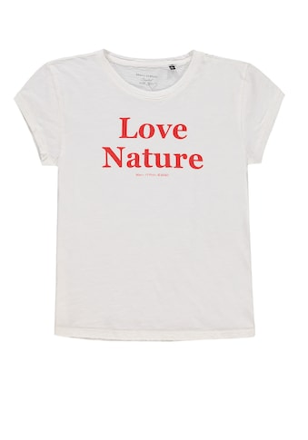 Marc O'Polo Junior T-Shirt »Love Nature«, T-Shirt kaufen