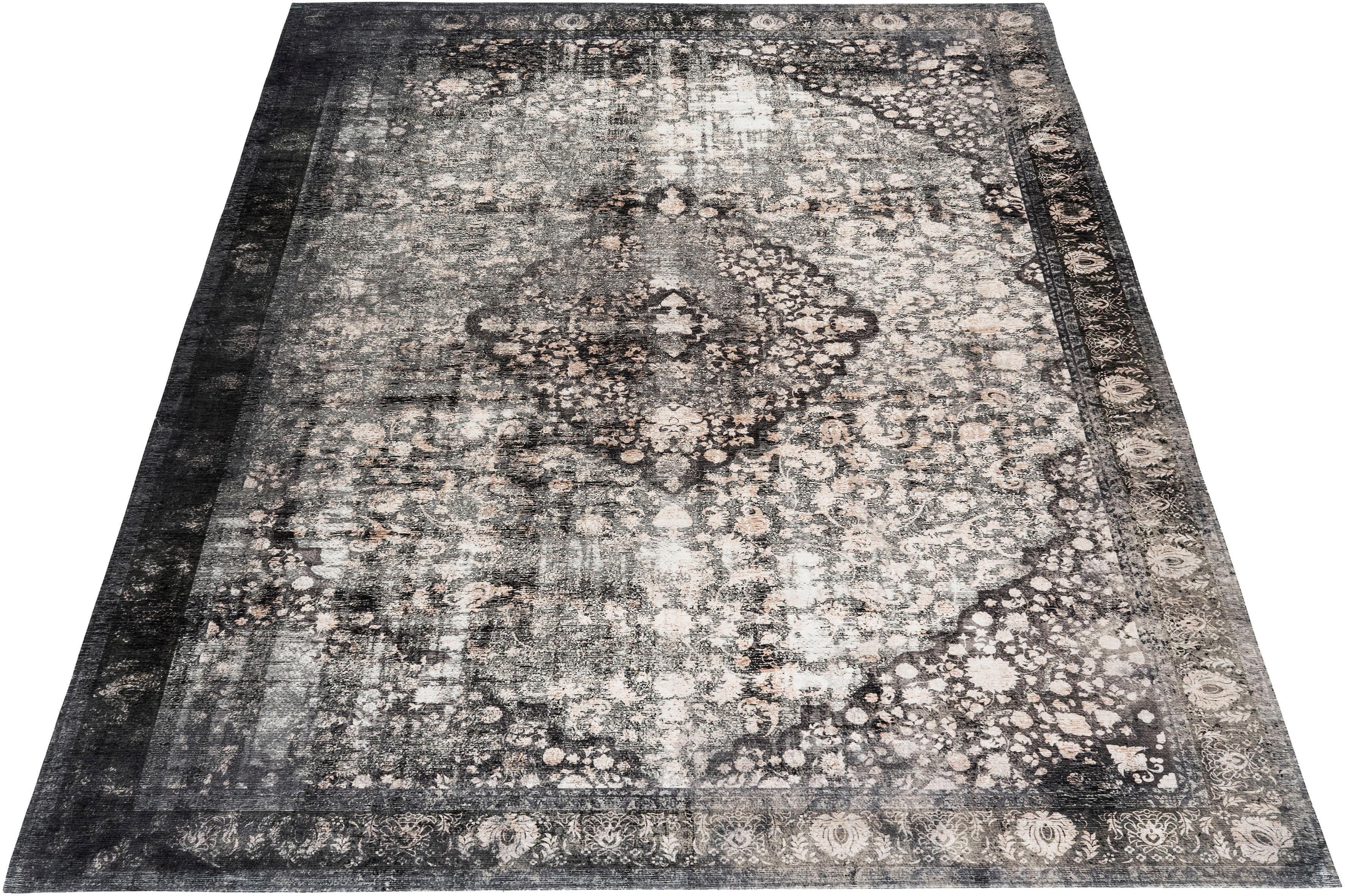 Teppich Avino Leonique rechteckig Höhe 9 mm maschinell gewebt