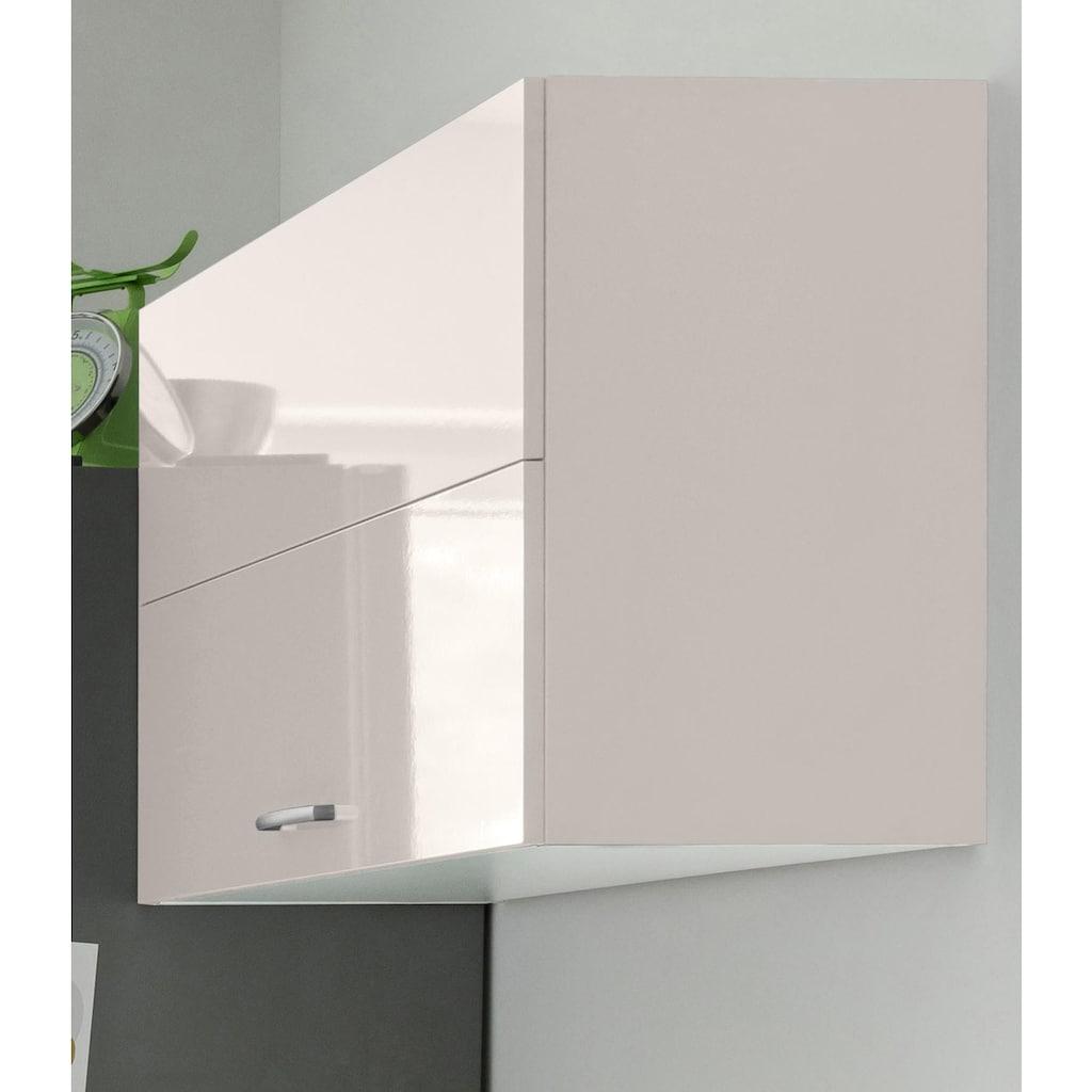 wiho Küchen Faltlifthängeschrank »Brüssel«, Breite 90 cm