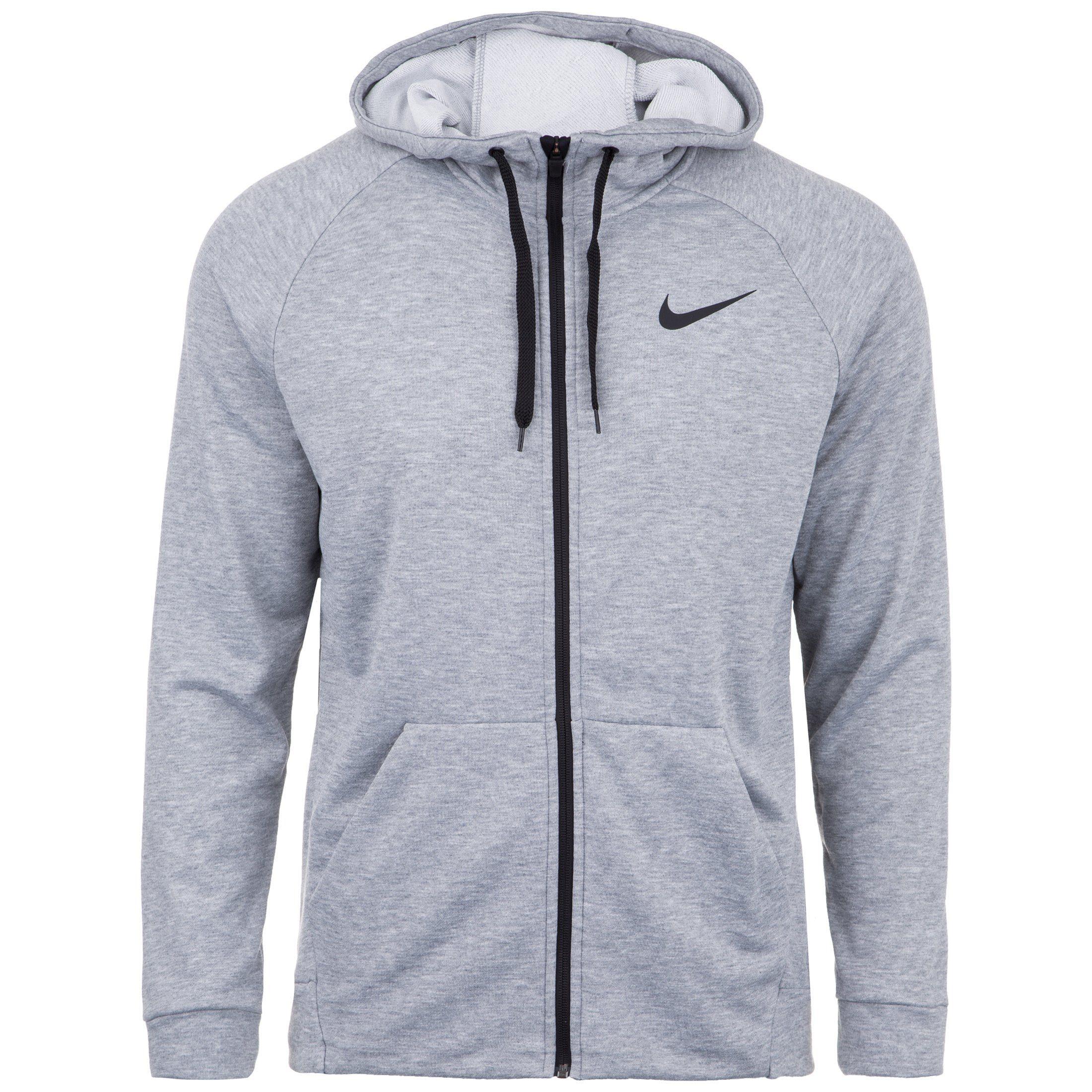 Nike Trainingsjacke Dry Fleece Gfx | Sportbekleidung > Sportjacken > Trainingsjacken | Grau | Nike